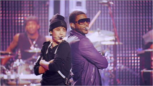 Justin Bieber: Never Say Never : foto Jon M. Chu, Justin Bieber, Usher Raymond