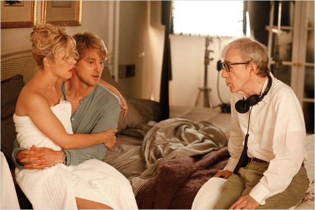 Midnight in Paris : foto Owen Wilson, Rachel McAdams, Woody Allen