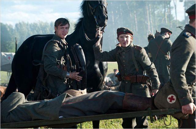 War Horse (Caballo de batalla) : Foto David Kross, Leonard Carow