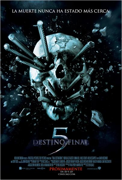 Destino final 5 : cartel
