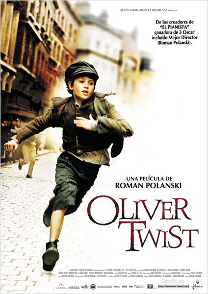 Oliver Twist : cartel
