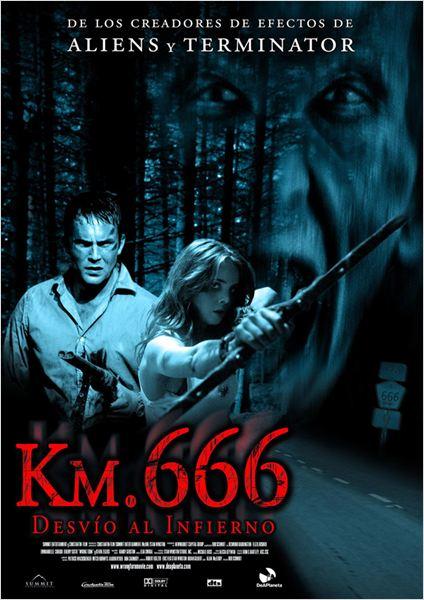 Km. 666 : cartel