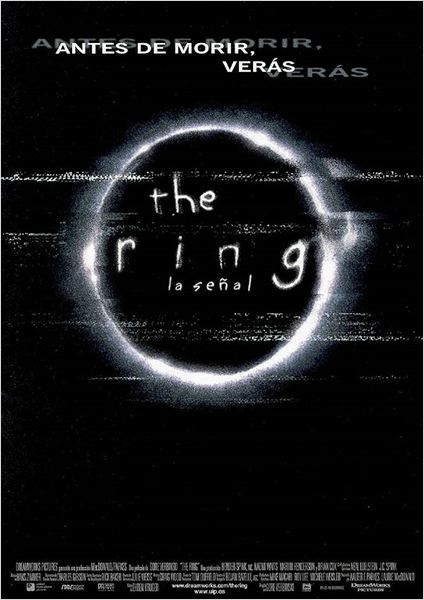 The Ring (La señal) : cartel