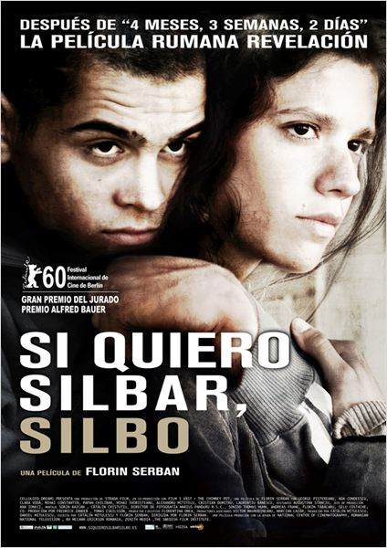 Si quiero silbar, silbo : cartel