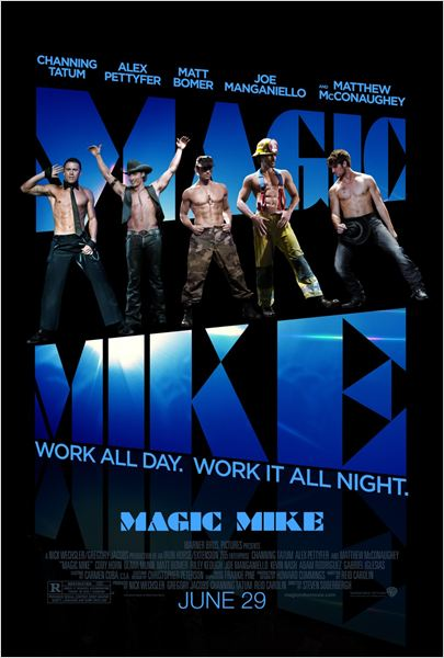 Magic Mike : cartel