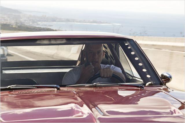 Fast & Furious 6 : Foto Vin Diesel