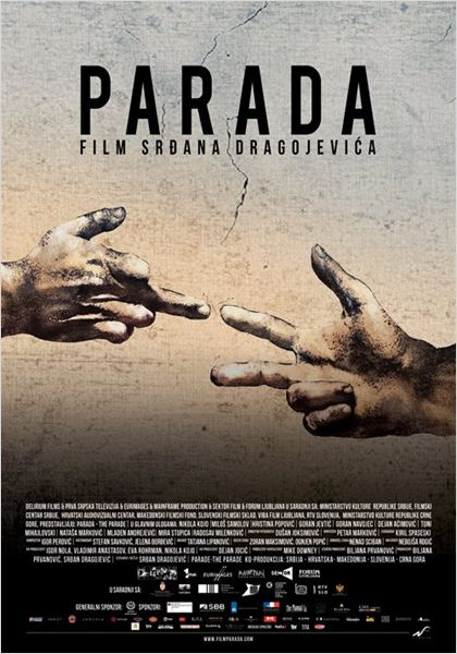 La Parade : Cartel