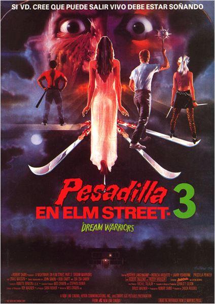 Pesadilla en Elm Street 3 : Cartel