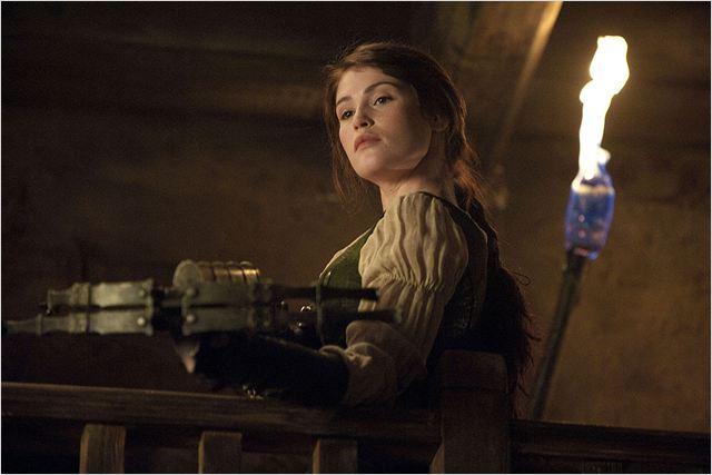 Hansel y Gretel: Cazadores de Brujas : Foto Gemma Arterton