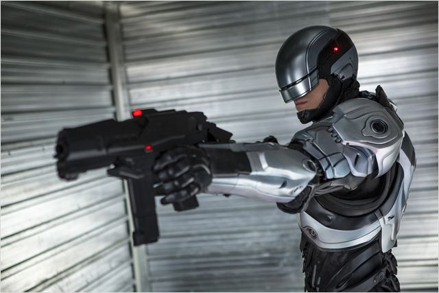 RoboCop : Foto Joel Kinnaman