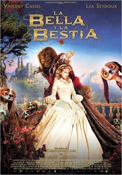 La Bella y la Bestia : Cartel