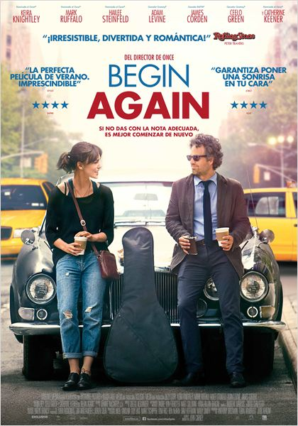 begin again - Cartel