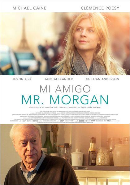 Mi amigo Mr. Morgan - Cartel