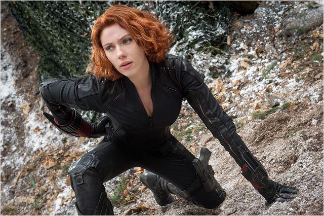Vengadores: La era de Ultrón : Foto Scarlett Johansson