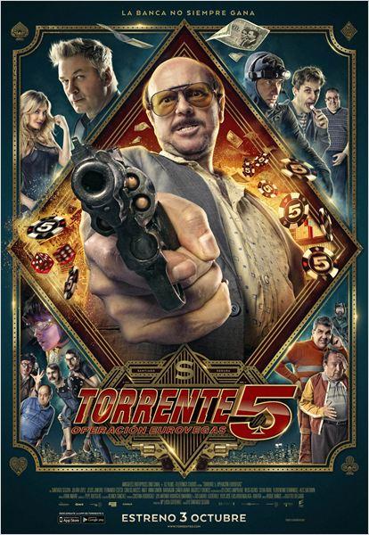 Torrente 5 - Cartel