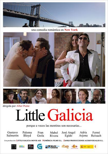 Little Galicia : Cartel