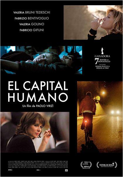El capital humano : Cartel