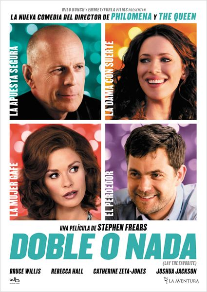 Doble o nada - Cartel