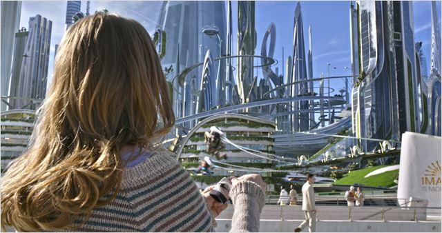Tomorrowland: El mundo del mañana : Foto Britt Robertson