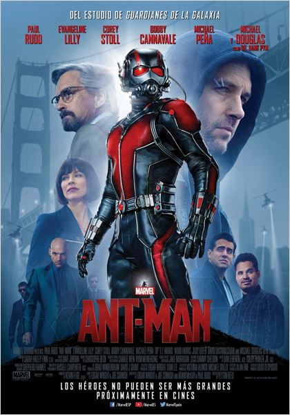 Ant-Man - Cartel