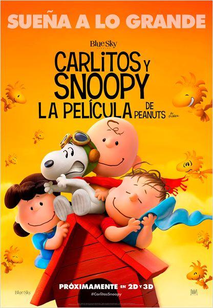 Carlitos y Snoopy. La película de Peanuts- Cartel