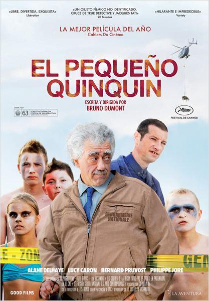 El pequeño Quinquin - Cartel