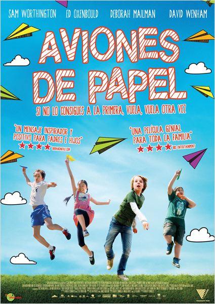 Aviones de papel : Cartel