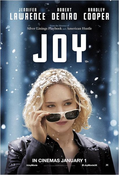 'Joy'  -  Término medio - Blog Pantalla Grande