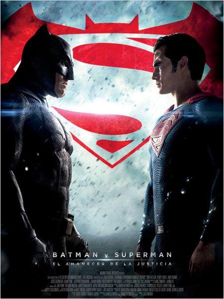 Batman v Superman: El amanecer de la justicia : Cartel