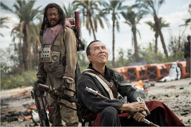 Rogue One: Una historia de Star Wars : Foto Donnie Yen, Jiang Wen