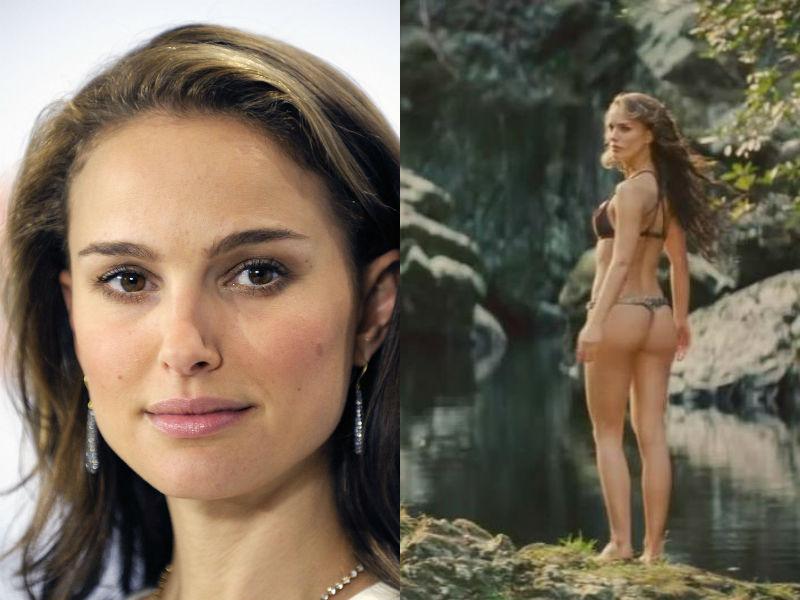 Natalie portman desnuda en el cierre