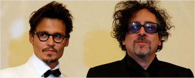 Johnny Depp y Tim Burton, un d&#250;o de &#233;xito