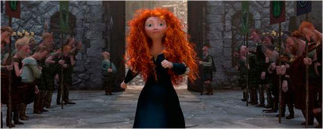 'Brave (Indomable)' sigue en lo más alto de la taquilla