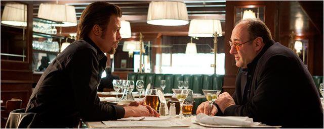 'Mátalos suavemente': ¿Prefieres a Brad Pitt con o sin perilla? ¡¡Mira las nuevas imágenes!!