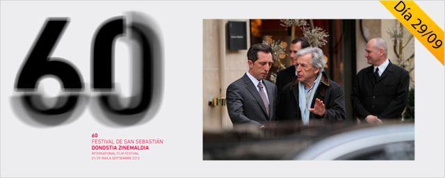 Cierre de puertas en San Sebastián 2012: 'El Capital' y 'El hipnotista'