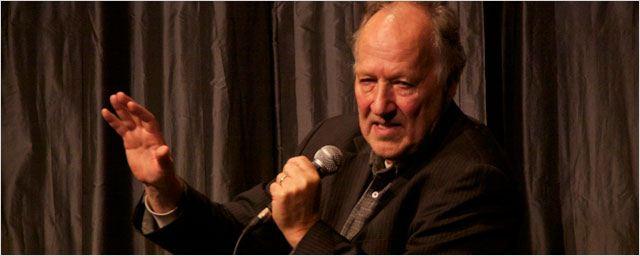 Sensacine ofrecerá en exclusiva la clase de Werner Herzog
