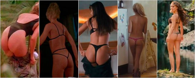 Las 25 mejores escenas con tanga de la historia del cine