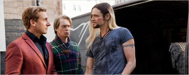 &#39;The Incredible Burt Wonderstone&#39;: Jim Carrey y Steve Carell se ven las caras 