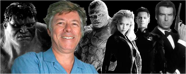 Fallece Michael France, guionista de 'Hulk' y 'Goldeneye'