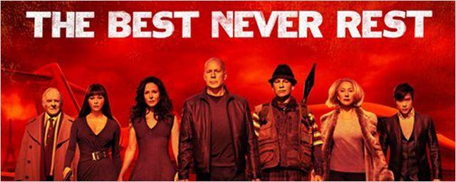 'Red 2': ¡Nuevo cartel con todo el equipo de ex agentes!