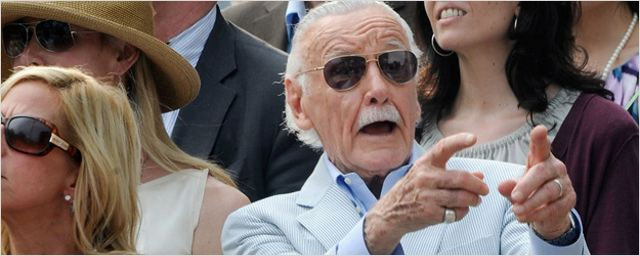 'The Amazing Spider-Man 2': ¡fotos del cameo de Stan Lee!