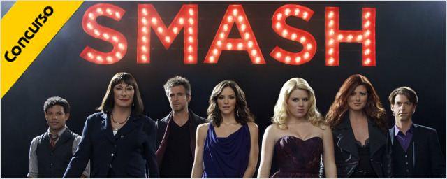 ¡Regalamos la 1ª temporada de SMASH en DVD!