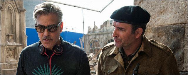 Jean Dujardin, el nuevo recluta de Clooney en 'The Monuments Men'