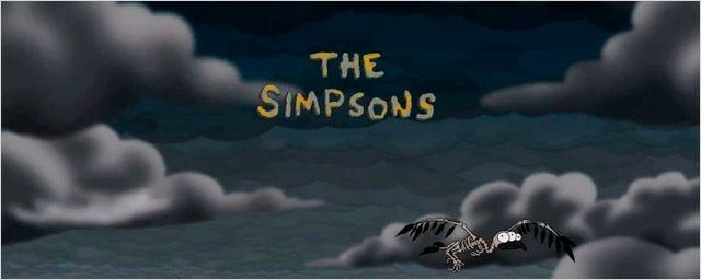 'Los Simpson': la cabecera de Guillermo del Toro, imagen a imagen
