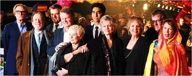 La secuela de 'El exótico Hotel Marigold', en marcha