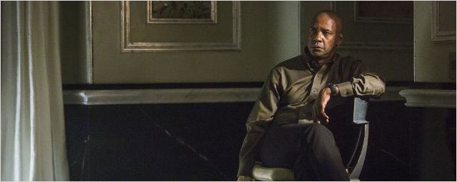 Denzel Washington, el rey del cool en la primera foto de 'The Equalizer'