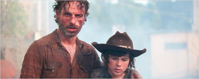 'The Walking Dead': ¡Tráiler de la segunda mitad de la cuarta temporada!