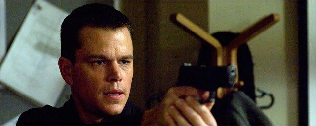Matt Damon quiere volver a ser Jason Bourne