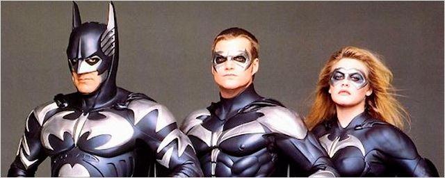 Joel Schumacher se echa toda la culpa por 'Batman y Robin'