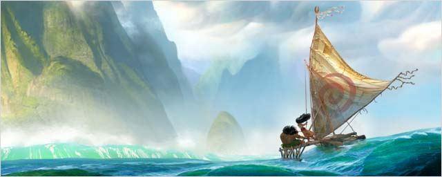 Disney anuncia el estreno de 'Moana' para 2016